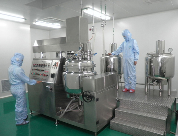 三十万级化妆品净化工程
