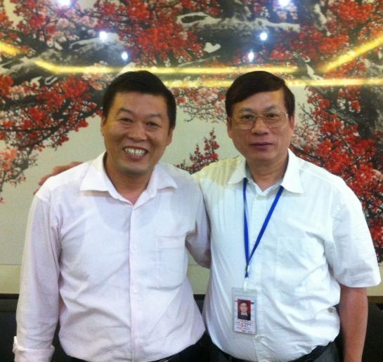 福格森(武汉)生物科技有限公司——欧总
