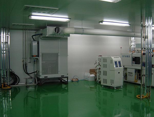 医疗器械净化工程-江西美宝利医用敷料有限公司