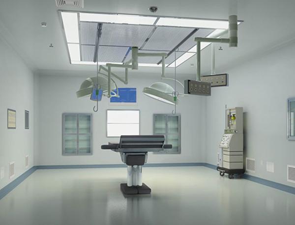 手术室无尘工程-武汉161医院
