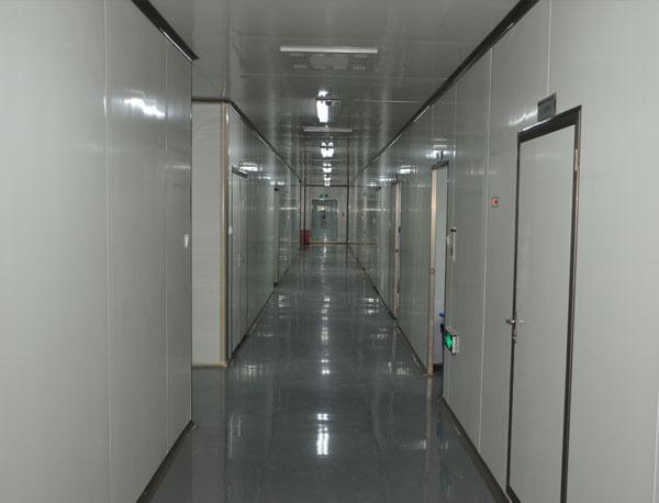 生物制药净化工程-福格森(武汉)生物科技有限公司