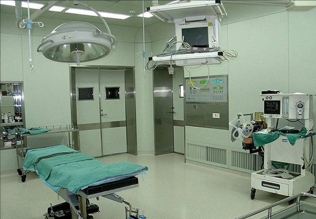 手术室无尘工程-都市女子医院