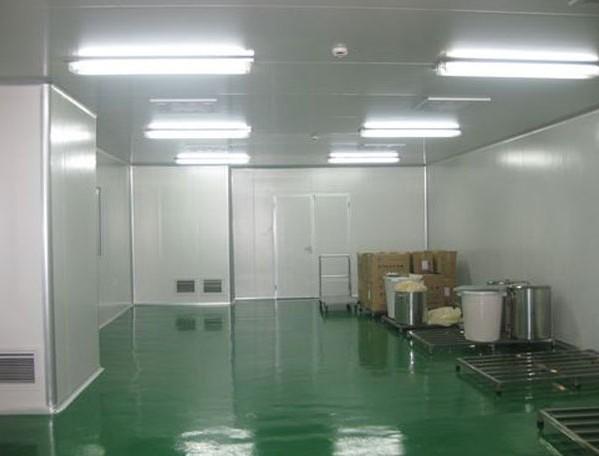 生物制药净化工程-湖北莱福特生物科技有限公司