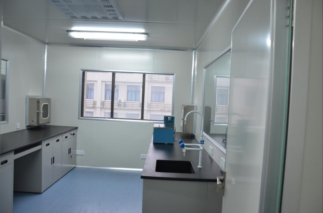 实验室净化工程-湖北警官学院